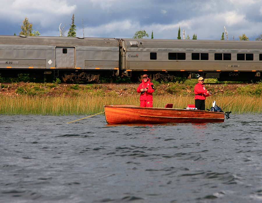 train-in-fishing-packages